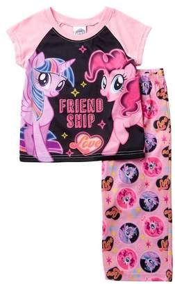 My Little Pony AME Friendship Love Pajama Set (Little Girls & Big Girls)