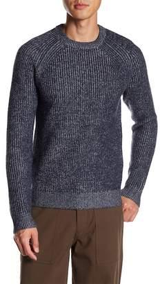 Theory Crew Neck Merino Wool Sweater