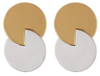 BaubleBar Roni Geo Drop Earrings