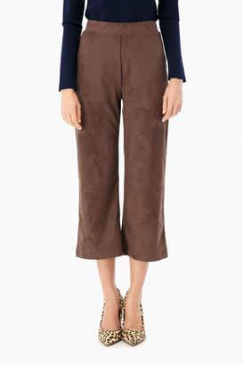 Lysse Suede Crop Pants