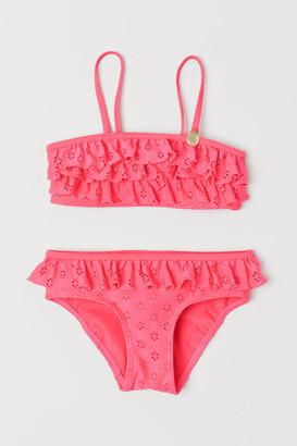 H&M Flounced bikini