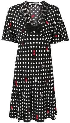 McQ (マックキュー) - McQ Alexander McQueen ポルカドット ドレス