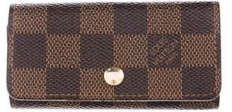 Louis Vuitton Damier 4 Key Ring Holder