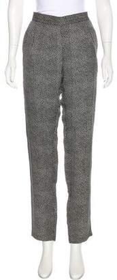 Kelly Wearstler Silk Printed Pants