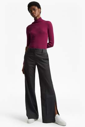 French Connenction Georgie Suiting Wide Leg Trousers