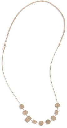 Women's Madewell 'Holding Pattern' Necklace $35 thestylecure.com
