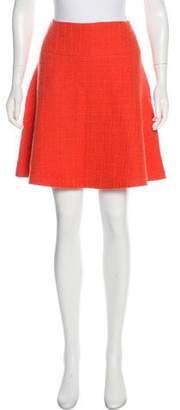 Tibi Textured Mini Skirt