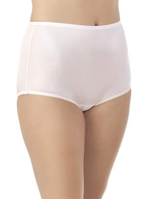 Vanity Fair Women's Perfectly Yours Ravissant Tailored Nylon Brief Panty 1712