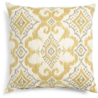 Made In Usa 24x24 Medallion Pillow