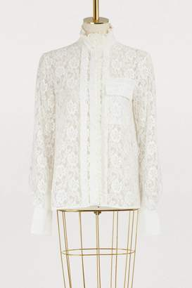 Chloé Lace shirt