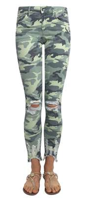 Tractr Camo Jeans