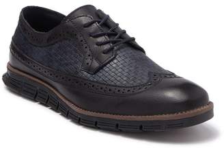 X-Ray XRAY Casual Woven Wingtip Derby
