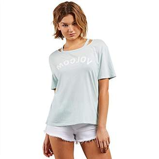Volcom Junior's Steezy Breezy Loose Fit Tee