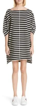Marc Jacobs Stamped Stripe Dress