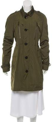 Burberry Button-Accented Jacket