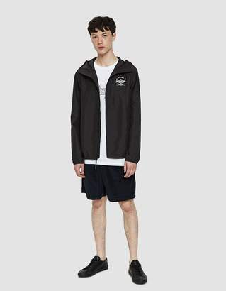 Herschel Voyage Wind Jacket in Black/White