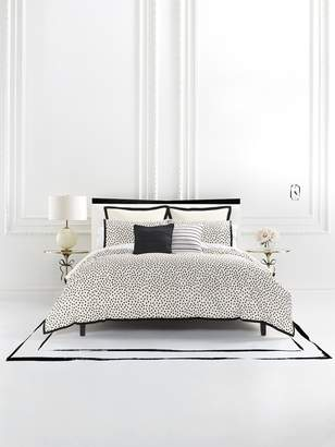 Kate Spade Bedding Flamingo Dot Cotton Comforter Set