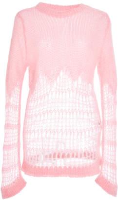 N°21 N 21 Cristina Round Neck Sweater