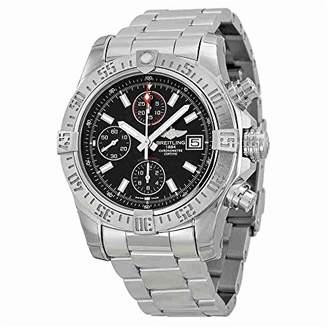 Breitling Men's BTA1338111-BC32SS Avenger II Analog Display Swiss Automatic Silver Watch