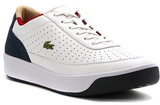 Lacoste Women's Aceline 316 2 Spw Wht/Nvy Fashion Sneaker $104.99 thestylecure.com