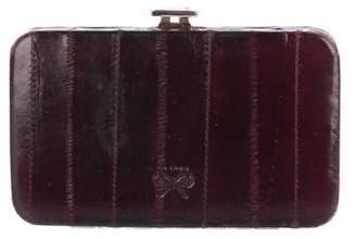 Anya Hindmarch Eel Small Opera Wallet
