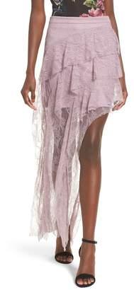 Arrive Emilia Ruffle Maxi Skirt