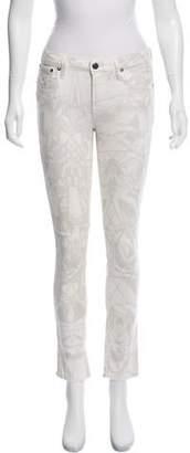 Helmut Lang Mid-Rise Pants