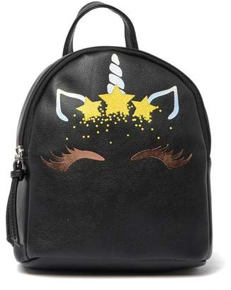 T-Shirt & Jeans Mikey Unicorn Star Crown Mini Backpack