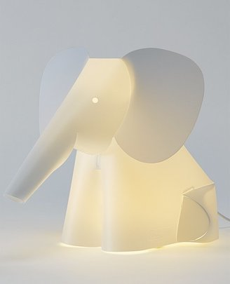 Elephant Table Lamp $99 thestylecure.com