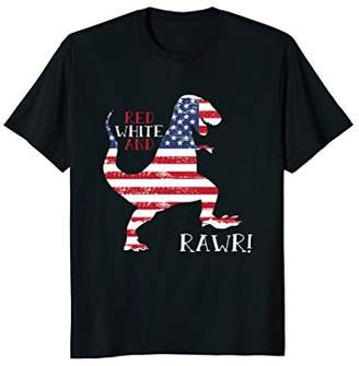 Dinasaur Rawr T Shirt
