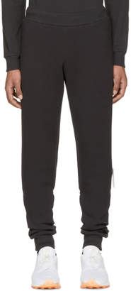 Cottweiler Reebok × Black Jogger Lounge Pants