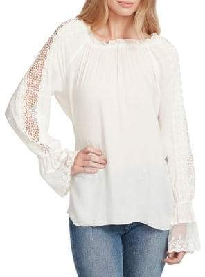 Jessica Simpson Loretta Long Sleeve Top
