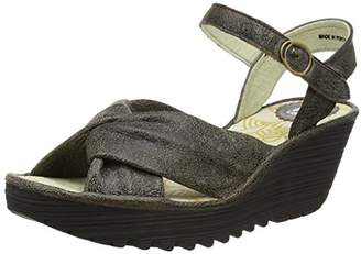 Fly London Women YESH712FLY Wedges,41 EU