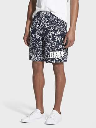 DKNY Blazer Print Active Short