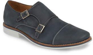 fa41eb7b12e 1901 Camino Double Monk Strap Shoe