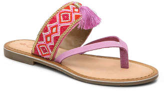 Callisto of California Anjul Flat Sandal - Women's