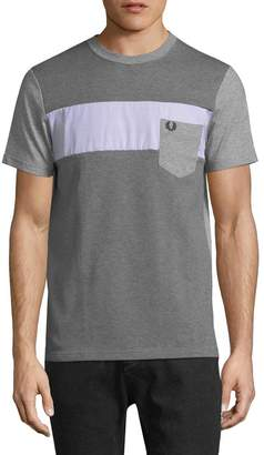 Fred Perry Men's Pique Mix T-Shirt