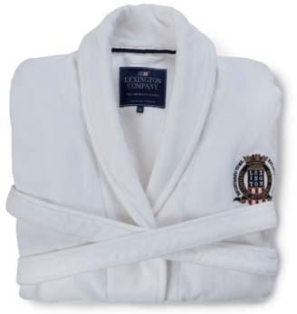 Lexington Velour Robe M
