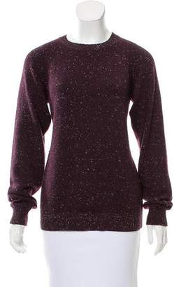 Alexander Wang Cashmere-Blend Crew Neck Sweater