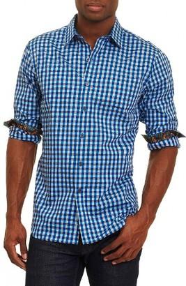 Men's Robert Graham Giordano Classic Fit Sport Shirt $198 thestylecure.com