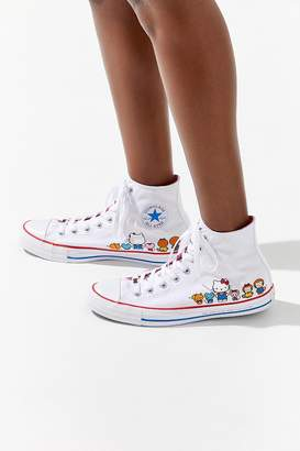 Converse X Hello Kitty Chuck Taylor All Star High Top Sneaker