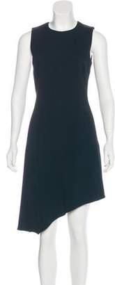 Narciso Rodriguez Crepe Mini Dress