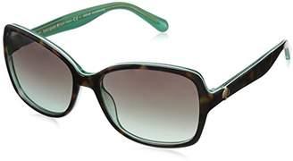 Kate Spade Women's Ayleens Rectangular Sunglasses