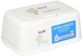 Hipp Babysanft Hipp Baby Soft Wipes 9576Ultra Sensitive in Box White 431 g - Pack of 6