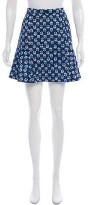 MICHAEL Michael Kors Floral Mini Skirt w/ Tags