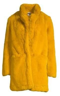 Apparis Sophie Faux Fur Jacket