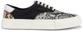 Amiri Python Lace Up Sneaker in Multi Color | FWRD