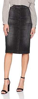 Level 99 Women's Susie SNAP Front Skirt