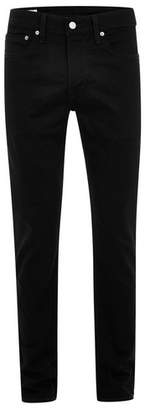 Topman Mens LEVI'S 511 Black Slim Fit Jeans