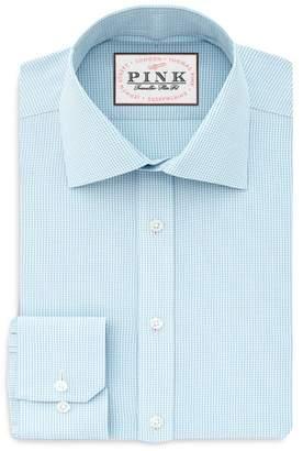 Thomas Pink Ferguson Check Dress Shirt - Bloomingdale's Regular Fit